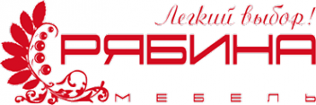 Логотип компании Рябина Мебель
