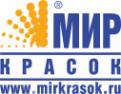 Логотип компании Мир Красок